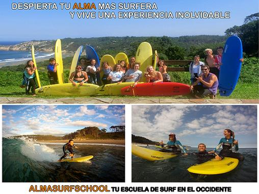Alma Surf School II