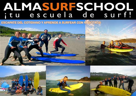 Alma Surf School III
