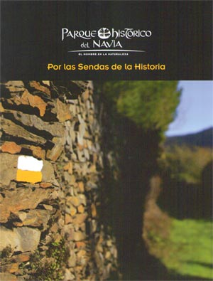 Portada del libro Por las Sendas de la Historia
