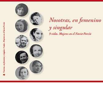 Portada del libro Nosotras en femenino y singular