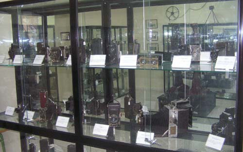 Museo de Cmaras Fotogrficas Everardo Fernndez Cadenas