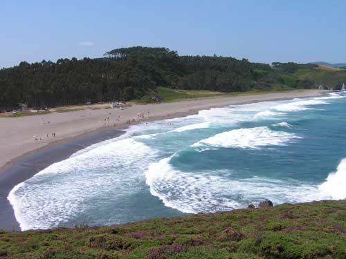 Playa de Frexulfe