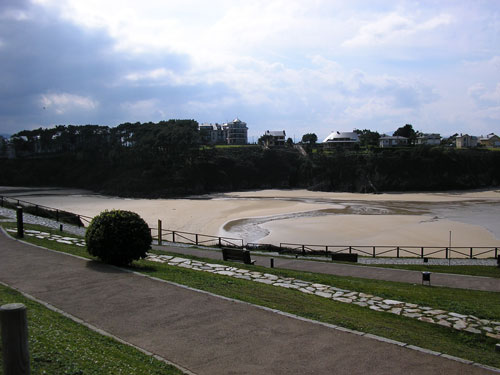 Playa de Anguileiro