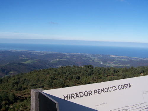 Mirador de Penouta