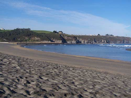 Playa de Navia